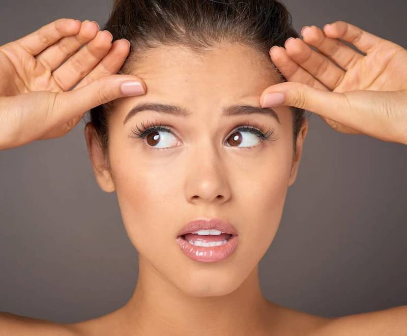 """You should not do things like touch your face, sleep on treated areas or sit out in the sun directly after your treatment. You can still follow skin care routine but do not use anything harsh or abrasive. Some people ask """"can you drink alcohol after Botox"""" – this is not advisable."""