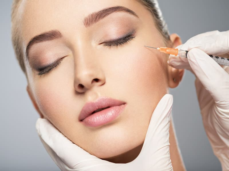 It isn't necessary, but Botox therapy can be combined with other dermal filler treatments. It is also safe to be had in conjunction with other beauty treatments.