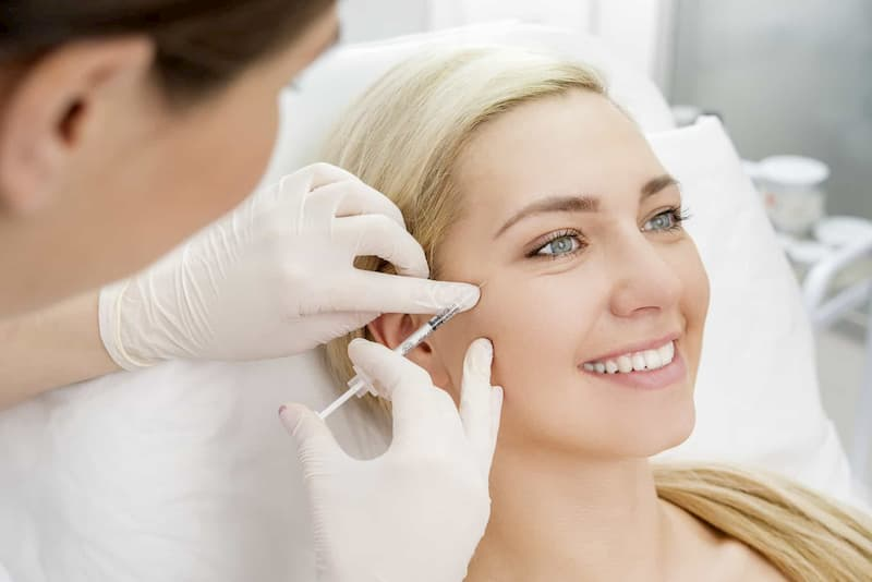 Frozen face or Frozen Botox face is generally something that happens if you have too much. The look you should be aiming for is a more natural one, firm but not solid or frozen, with the ability to relax face muscles.
